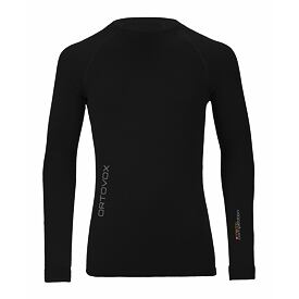 Férfi merino póló 230 Competition long sleeve ORTOVOX Black Raven